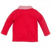 Preview: Poloshirt langarm 'Madl'
