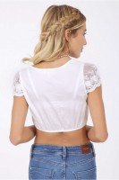 Preview: Dirndl blouse Charmella