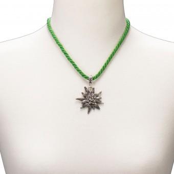 Trachtenkette Amelie hellgrün