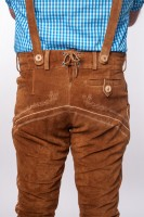 Preview: Lederhosen, light brown