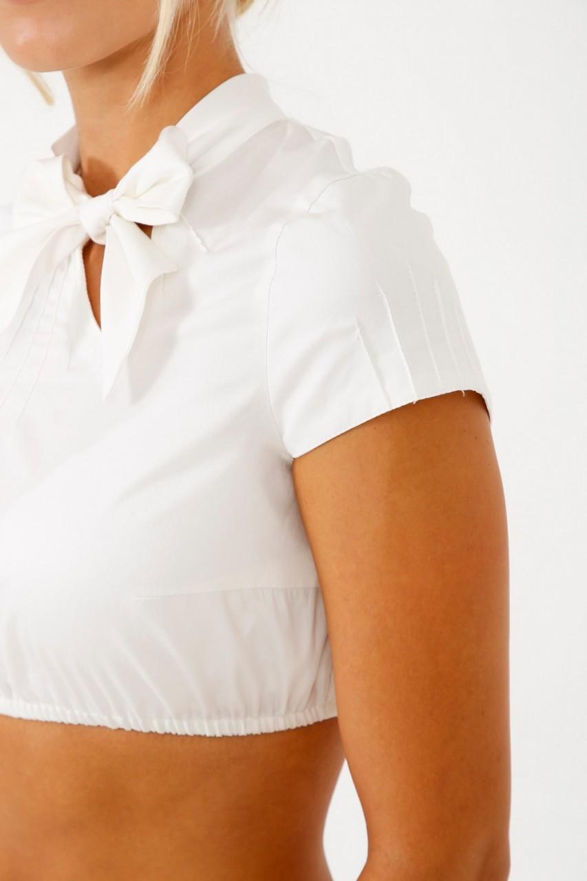 Dirndl blouse Celina Ecru