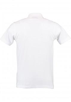 Poloshirt Nadsl weiß