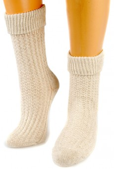 Trachten Socks, Classic, Natural Colour