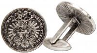 Vorschau: Altmünzen Manschettenknöpfe