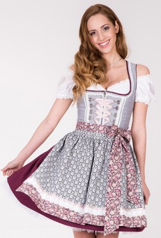 Leinendirndl Fashion Queen 50cm