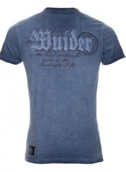 T-Shirt Uberto blau