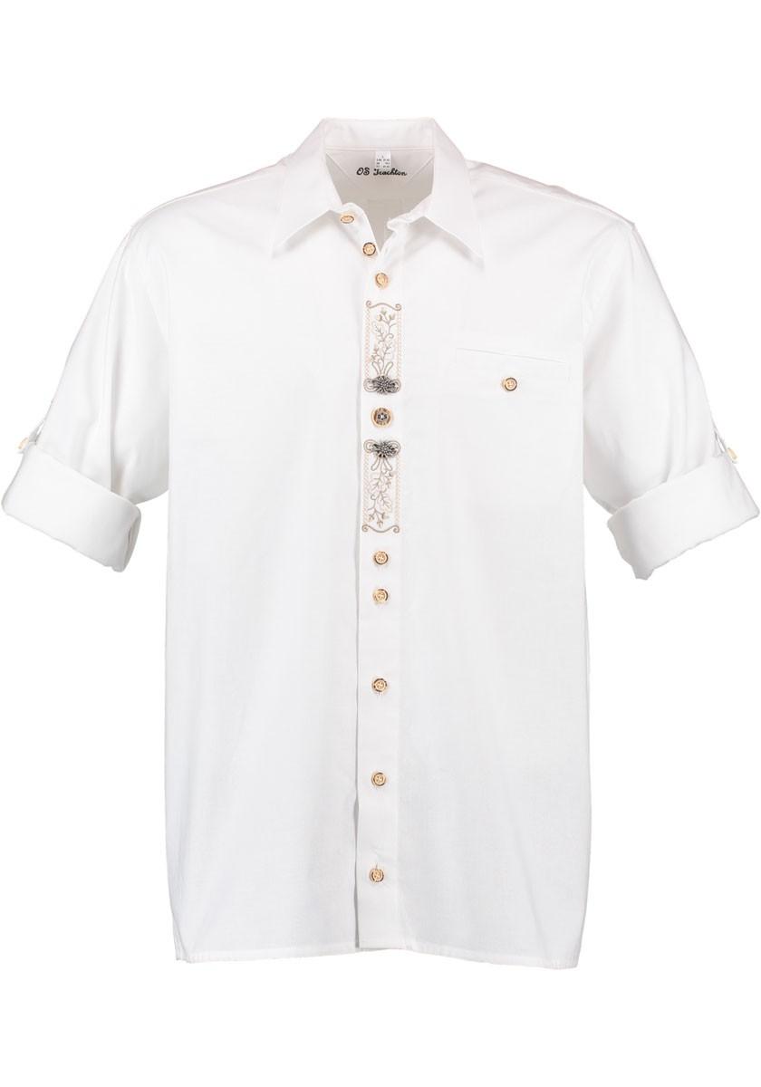 Tradycyjna koszula Gunnar biała