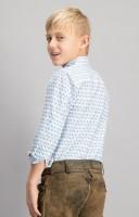 Vorschau: Trachtenhemd Benny für Kinder
