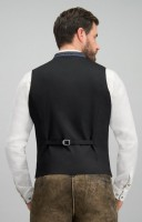 Preview: Traditional Vest Levon in blue
