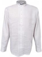 Trachtenhemd Melo weiß