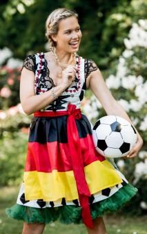 Fußball Dirndl