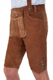 Lederhose Xaver, Light Brown