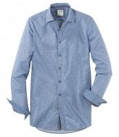 Vorschau: Olymp Trachtenhemd blau