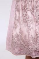 Preview: Dirndl Luria rosa 60cm