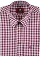 Trachtenhemd Udo rot