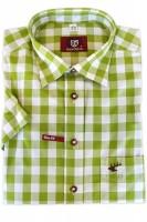 Herrenhemd Hartmut grasgrün