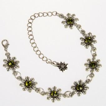 Armband Gitti oliv