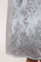 Vorschau: Dirndl Luria hellblau 60cm