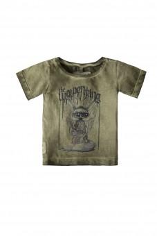 T-shirt Wolpiboy sand