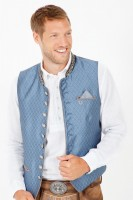 Preview: Trachten vest Elias blue