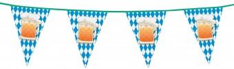 Wimpelkette Bierfest 6m