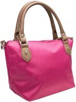 Vorschau: Trachten Handtasche mit Strass-Hirsch pink