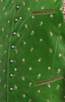Weste Calzado hellgrün