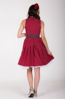 Preview: Dirndl Red Daisy