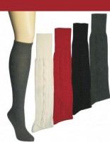 Preview: Trachten Stockings, Red