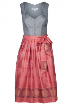 Dirndl Dolores, grey