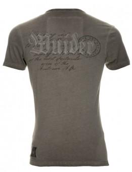 T-Shirt Uberto braun