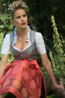 Preview: Dirndl Dolores, grey