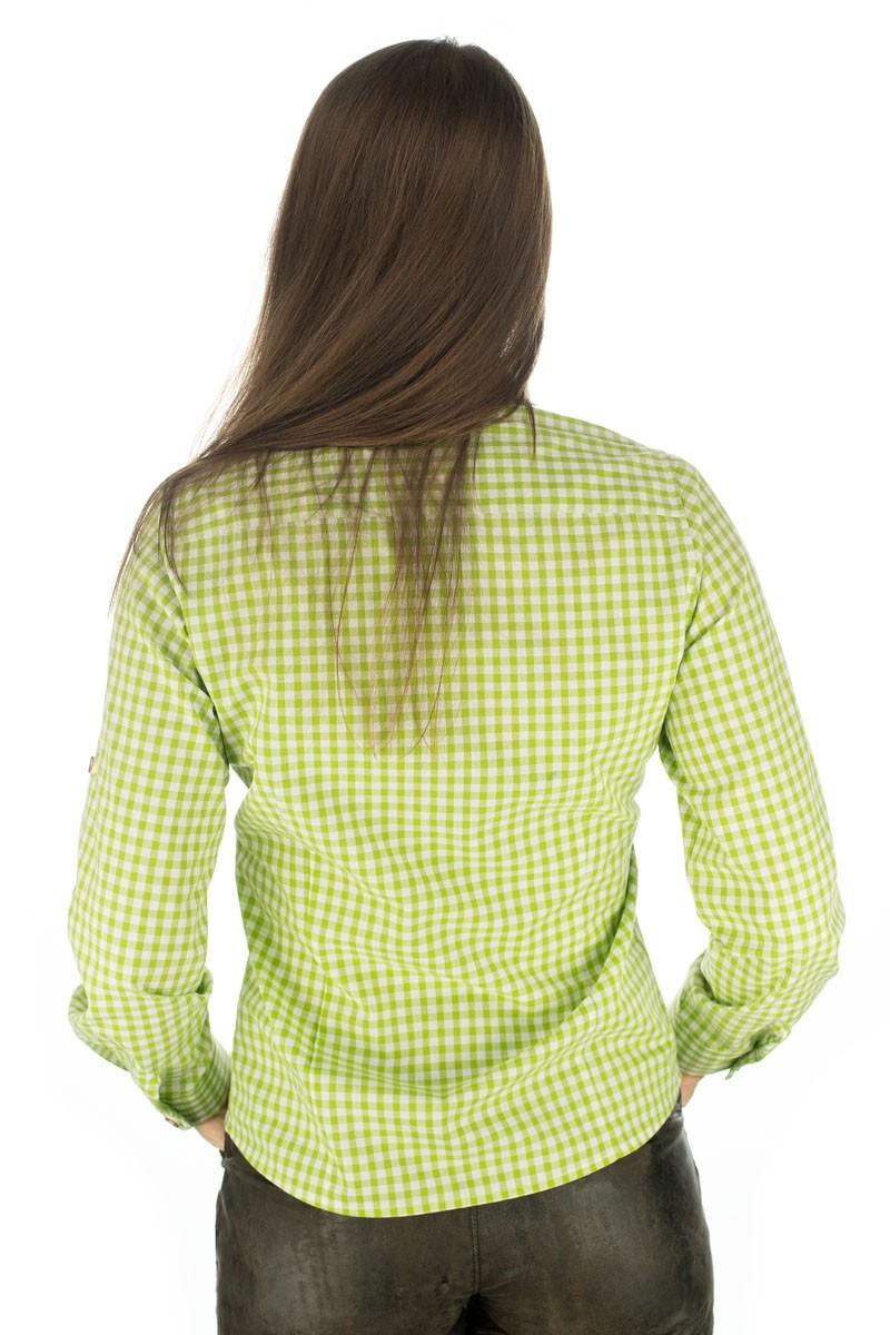 Damska bluzka Caroline zielona