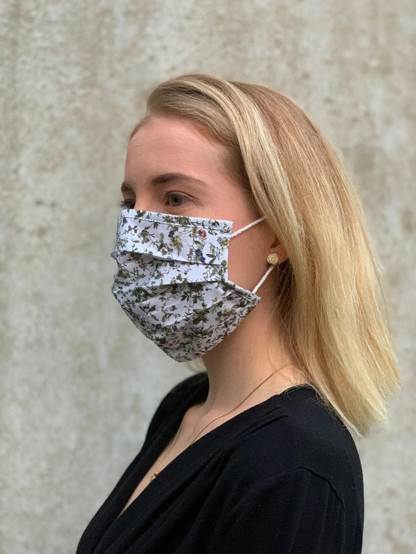 Mund-Nasen-Maske Wildflower