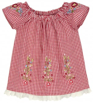 Karobluse (Kids Bluse 1/2 Arm)