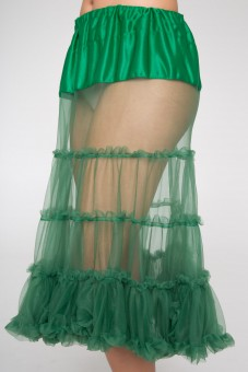 Dirndl Petticoat, Green