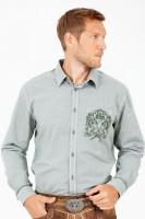 Vorschau: Trachtenhemd Lio grün