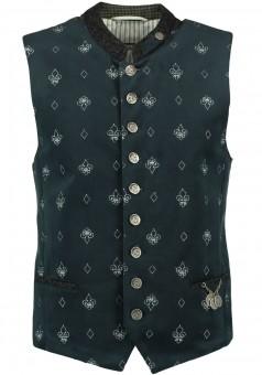 Men's vest Mirko blue