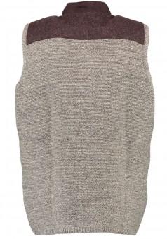 Knitted vest Lanten