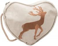 Vorschau: Herztasche Trachtentasche beige