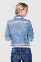 Vorschau: Jeansjacke Denim Dream rosa