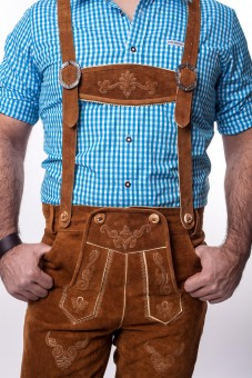 Lederhosen, light brown