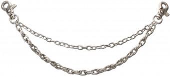 Charivari Chain Blanko, Silver
