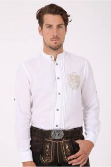 Traditioneel shirt Alfons