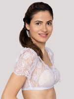 Preview: Dirndl blouse Riana white