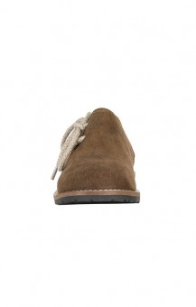 Children's oat shoes in brown