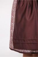 Preview: Linen dirndl Berna 60cm