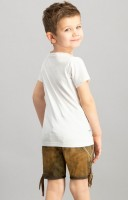 Trachtenshirt Monty for kids white