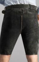 Vorschau: Lederhose Felix in graphit