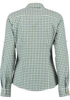 Vorschau: Trachtenhemd Bertl grün-weiß